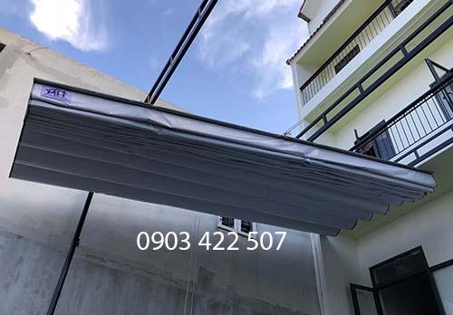 Hoàn thành công trình mái hiên di động khách sạn Đà Nẵng