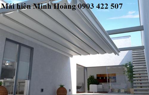 Những thông tin bổ ích về mái xếp di động tại Đà Nẵng